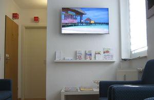 Jetzt Naturfilme im Wartezimmer
